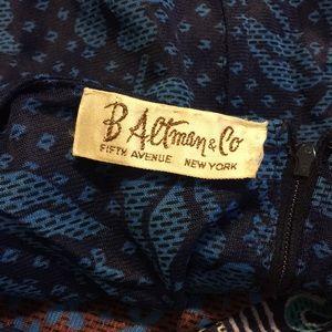 B Altman Dresses - B Altman Vintage Boho Maxi Dress